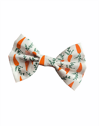 SALE Medium Bow - Carrot