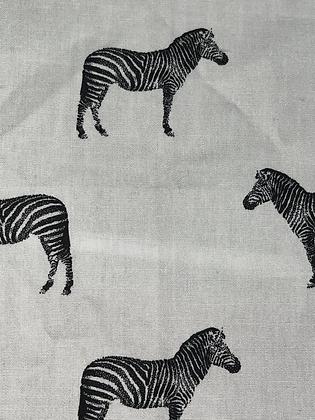 SALE Small Bow -Zebras