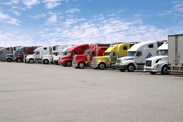 Semi Trucks In Line.jpg