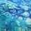 Thumbnail: Blue bubble Face mask