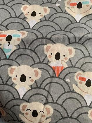 Grey koala Bandana