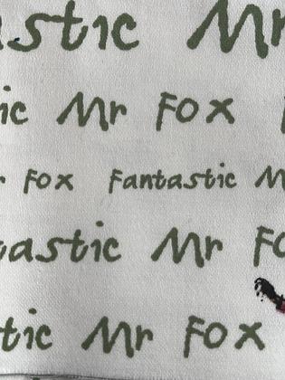 SALE Small Bow - Fantastic mr fox