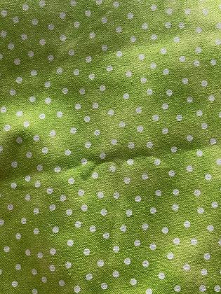 Cat kicker catnip toy - Green spot