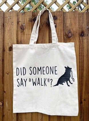 Personalisable tote bag (Add ons separate)