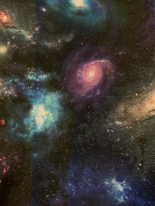 SALE Large Bow - Galaxy