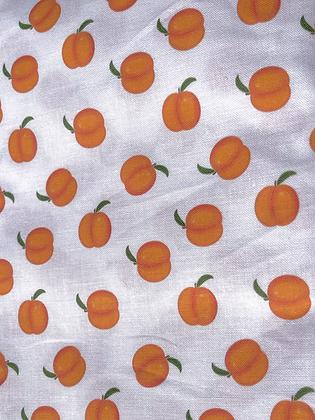 Feelin' Peachy scrunchie