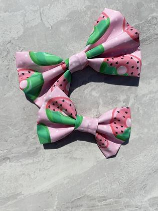 Watermelon Sugar bow tie