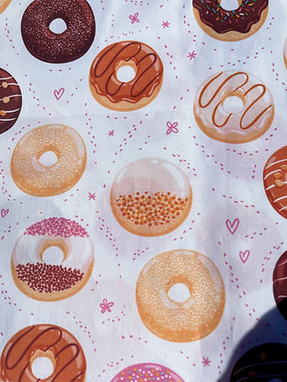 Holey Donuts Face mask