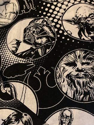 SALE - Star Wars  small Over collar bandana