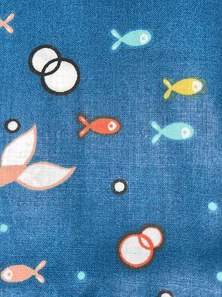 SALE Medium Bow-Happy Ocean