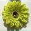 Thumbnail: Green Flower elastic loop attachment