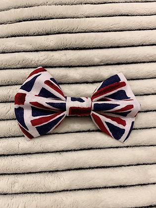 SALE Small Bow - Union Jack