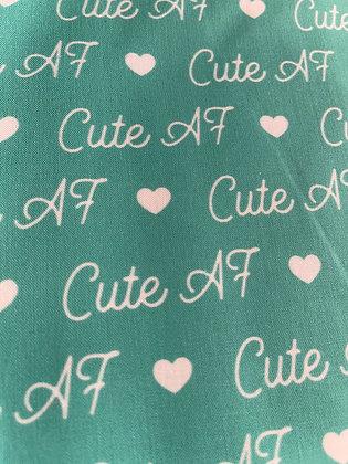 Cute AF bow tie