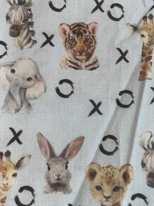 SALE Medium Bow - Baby animals