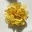 Thumbnail: Mini Yellow Flower elastic loop attachment