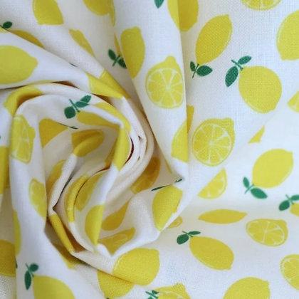 Lemon Zest bow tie