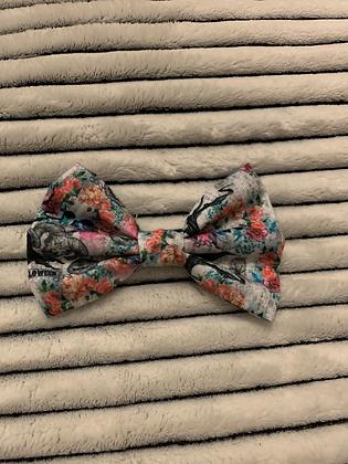 SALE Medium Bow -Colourful halloween