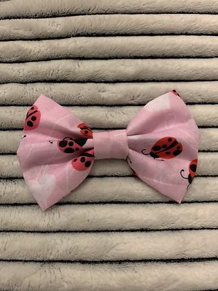 SALE Small Bow - lovebug