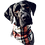 Thumbnail: White/red plaid Bandana