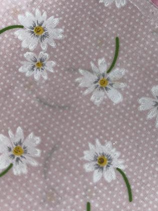 SALE Medium Bow - Pink flower