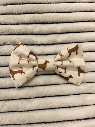 SALE Small Bow - Dog
