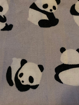 SALE Small Bow - Panda