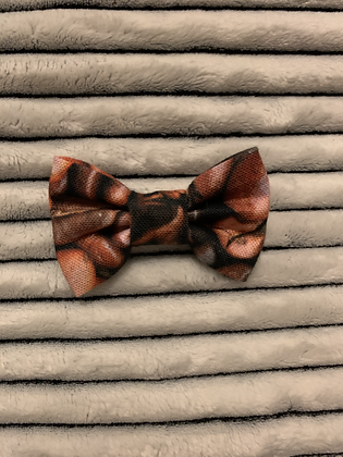 SALE Small Bow - Coffee