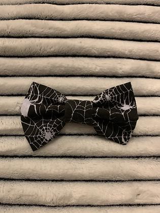 SALE Small Bow - Black web