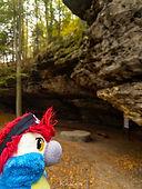 Blu & die Höhle der böhmischen Brüder