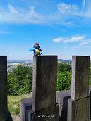 Blu & die Landschaftsthrone Schauenburg