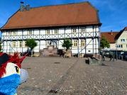 Blu & das Zierenberger Rathaus