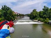 Blu & die Isar