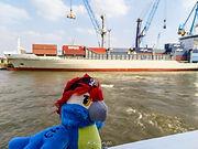 Blu & die Hamburger Fähren