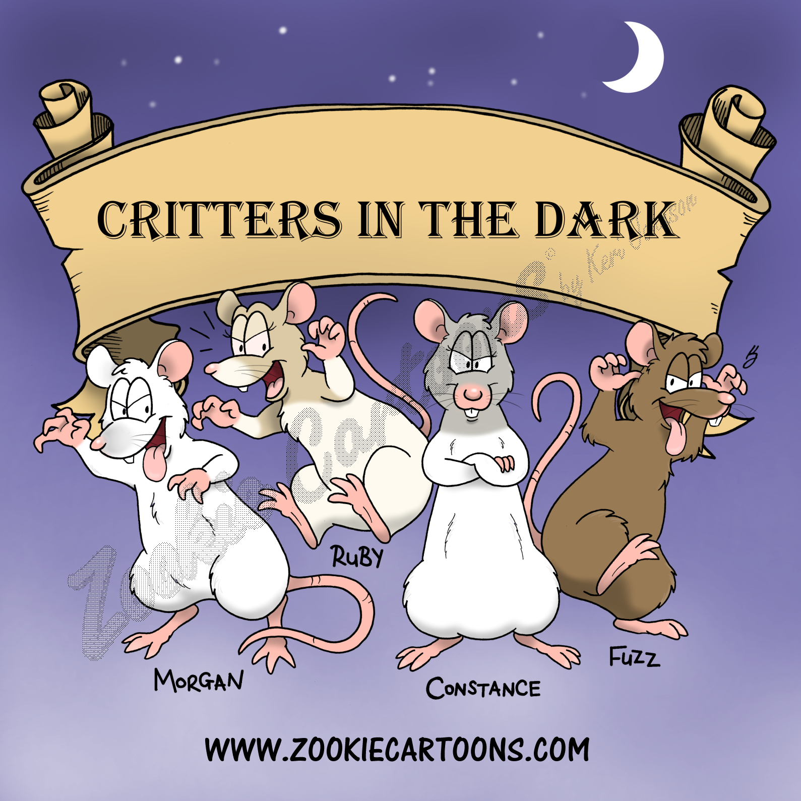 Critter's in the Dark