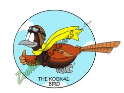 Kookal Bird Logo