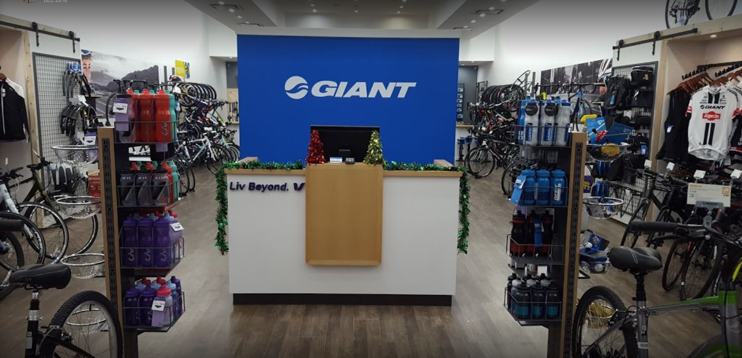 Giant Bikes White Rock