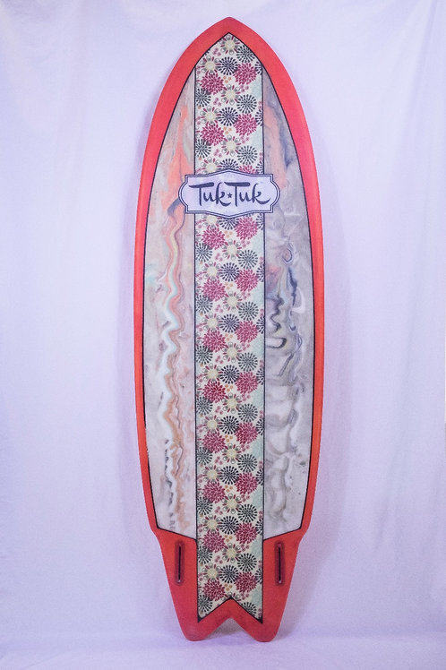 "6'4"" STINGER TWIN-FIN"