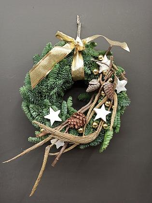 Couronne  Noël