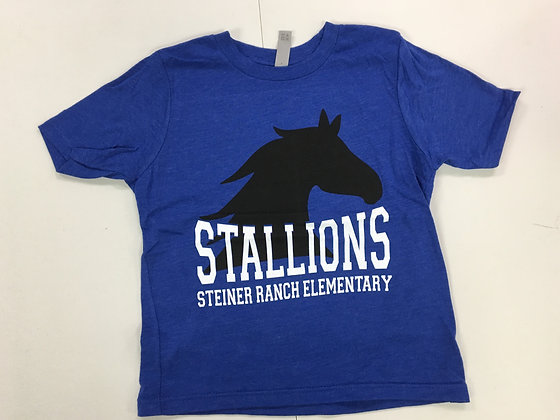 Blue Stallion Shirt