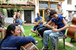 Jam with Sonidos de mi Tierra