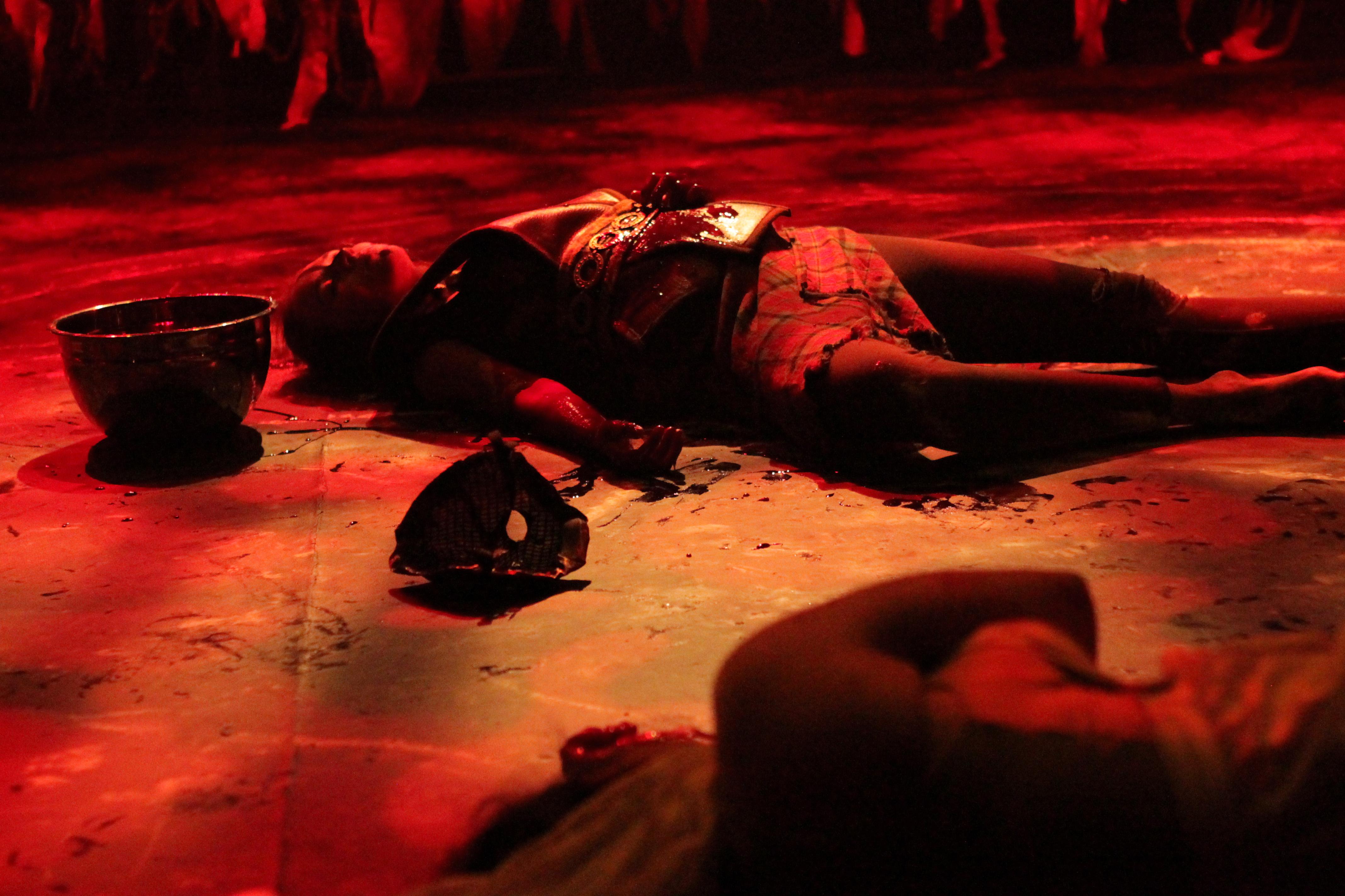 Macbeth is Dead