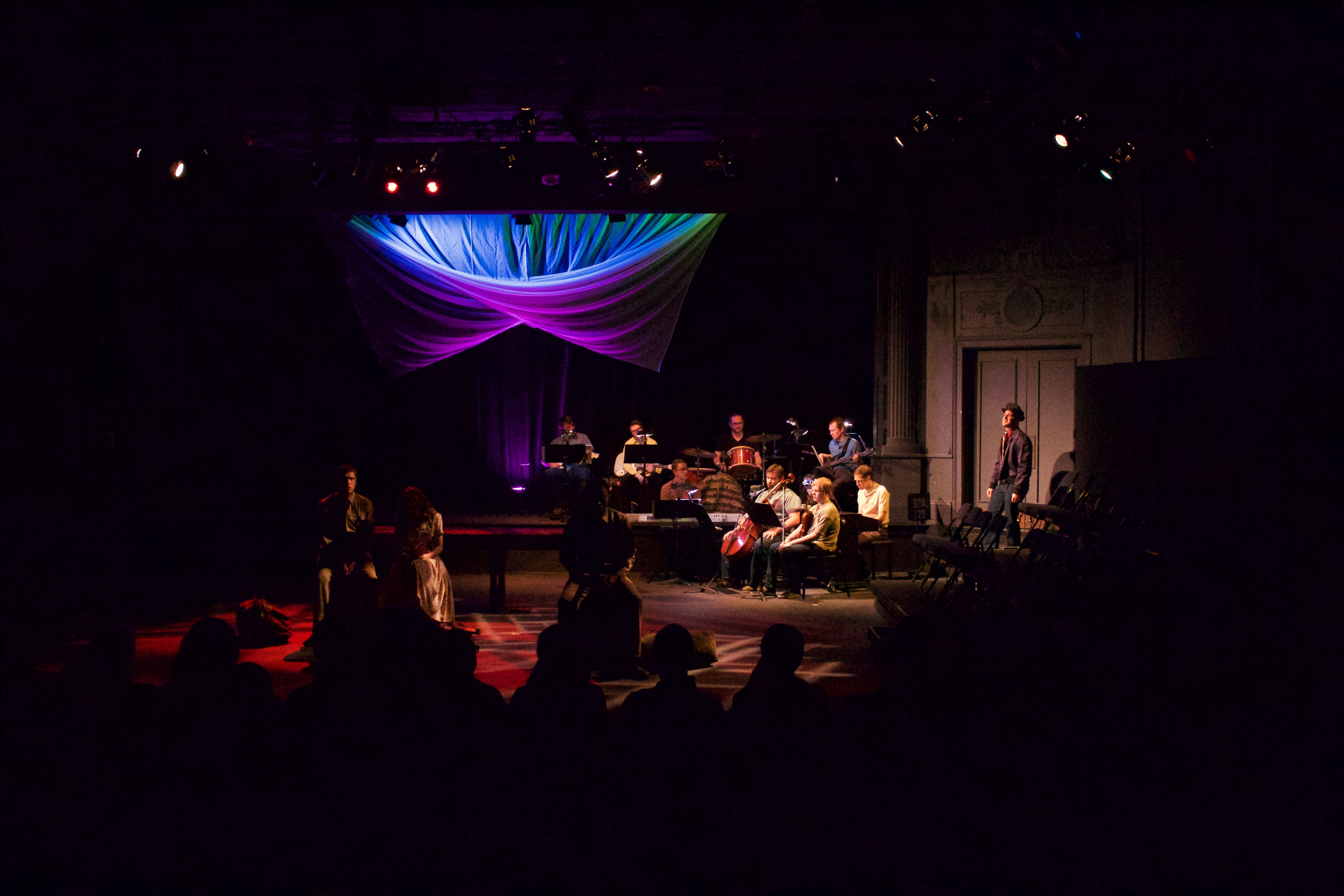 Violet Beginning of Act II