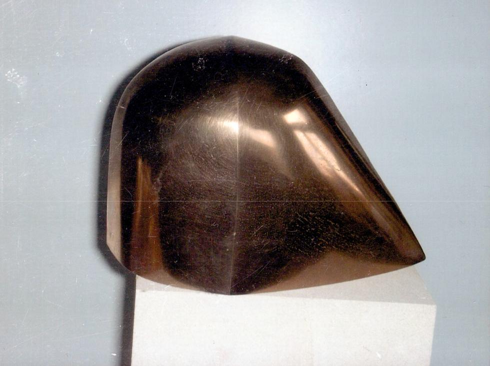 Bronze poliert