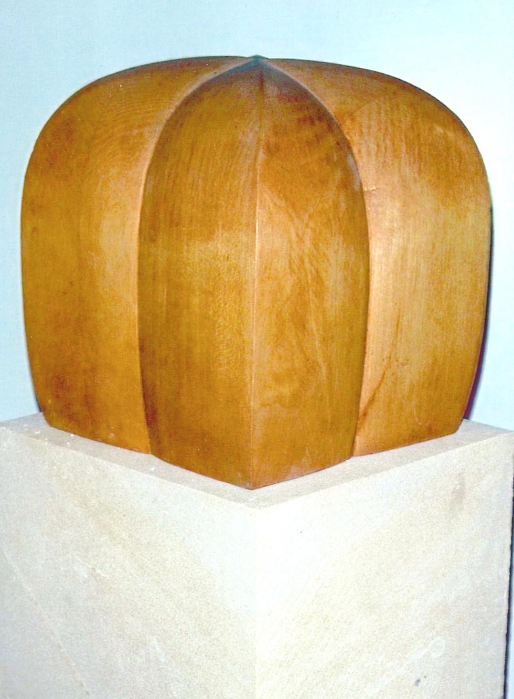 Bildhauerarbeit Holz