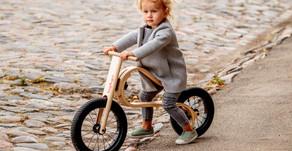 Kindern richtig Radfahren lernen