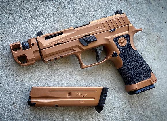 """Custom Sig P320 Build: """"The Copper Sig"""""""