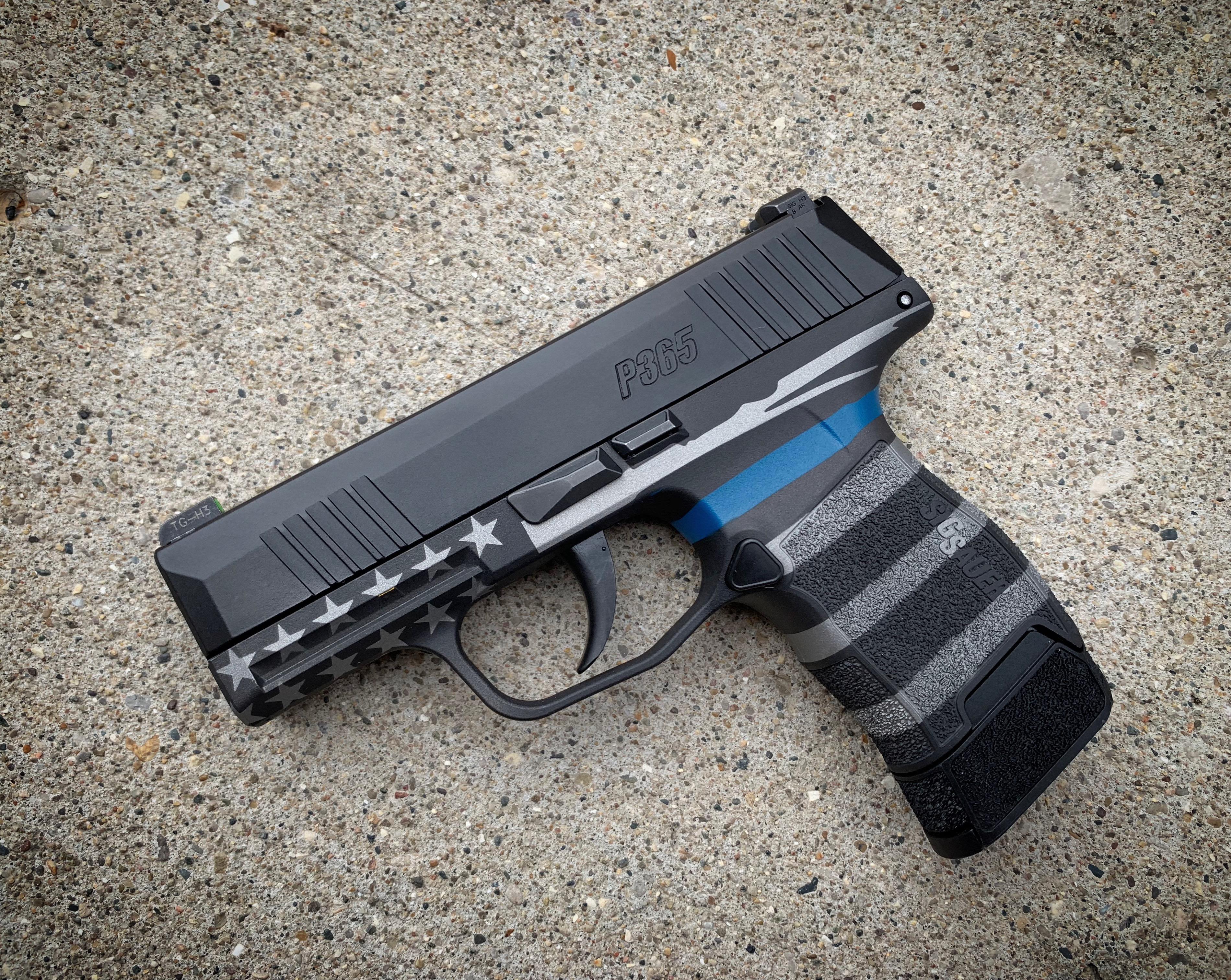 313 Tactical, LLC- Premier CeraKote Applicator, Firearms +