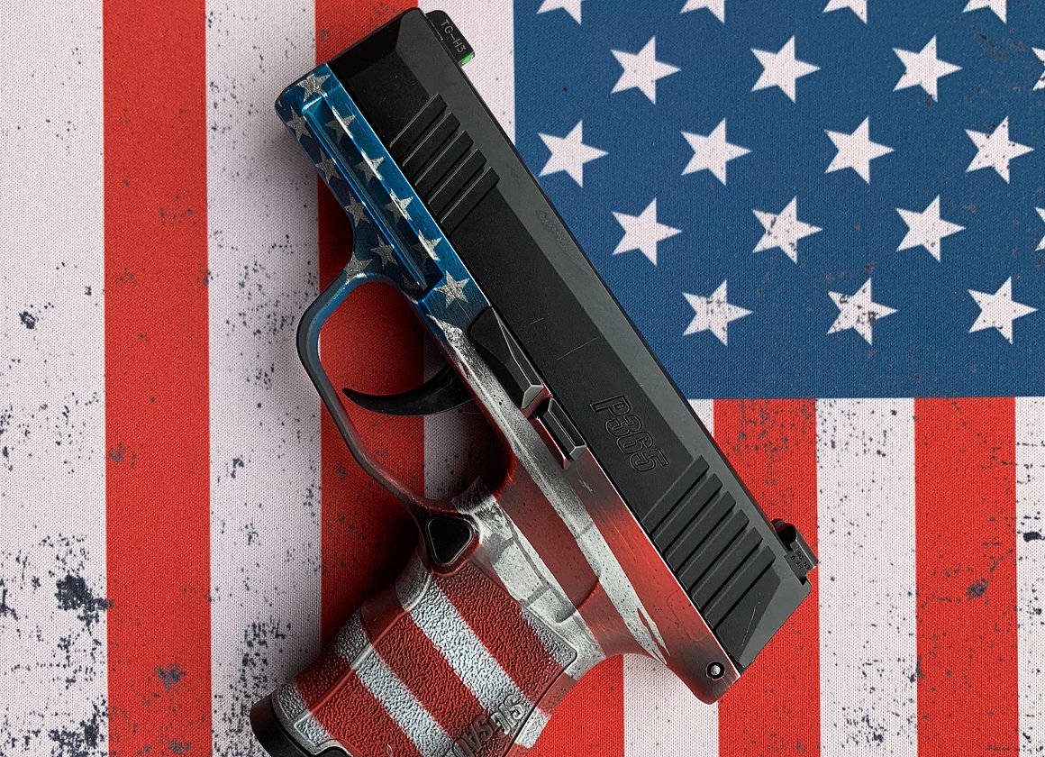 Sig Sauer P365 Freedom Grip Module (Special Order) | opt-3