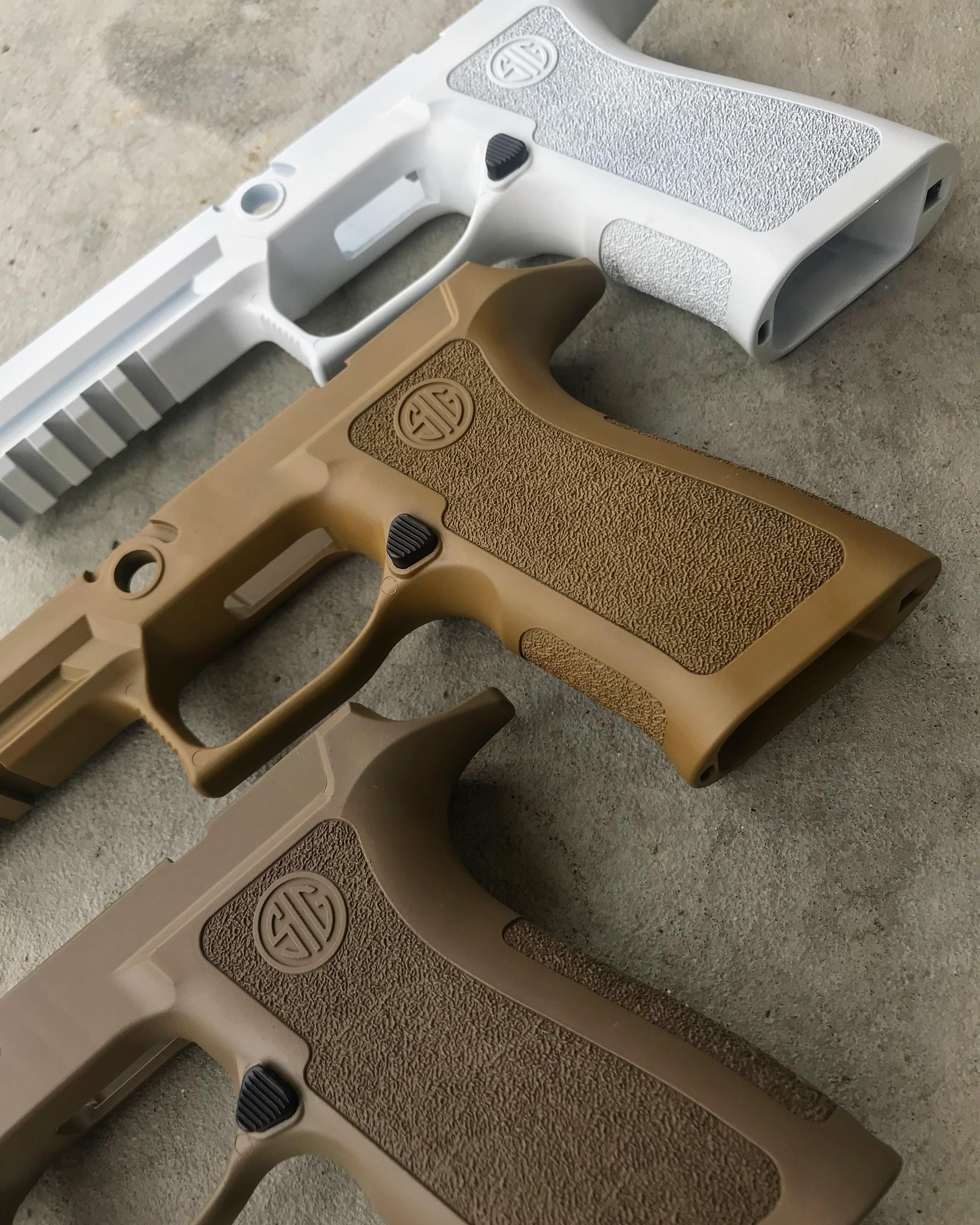 Sig P320   313 Tactical, LLC- Premier CeraKote Applicator