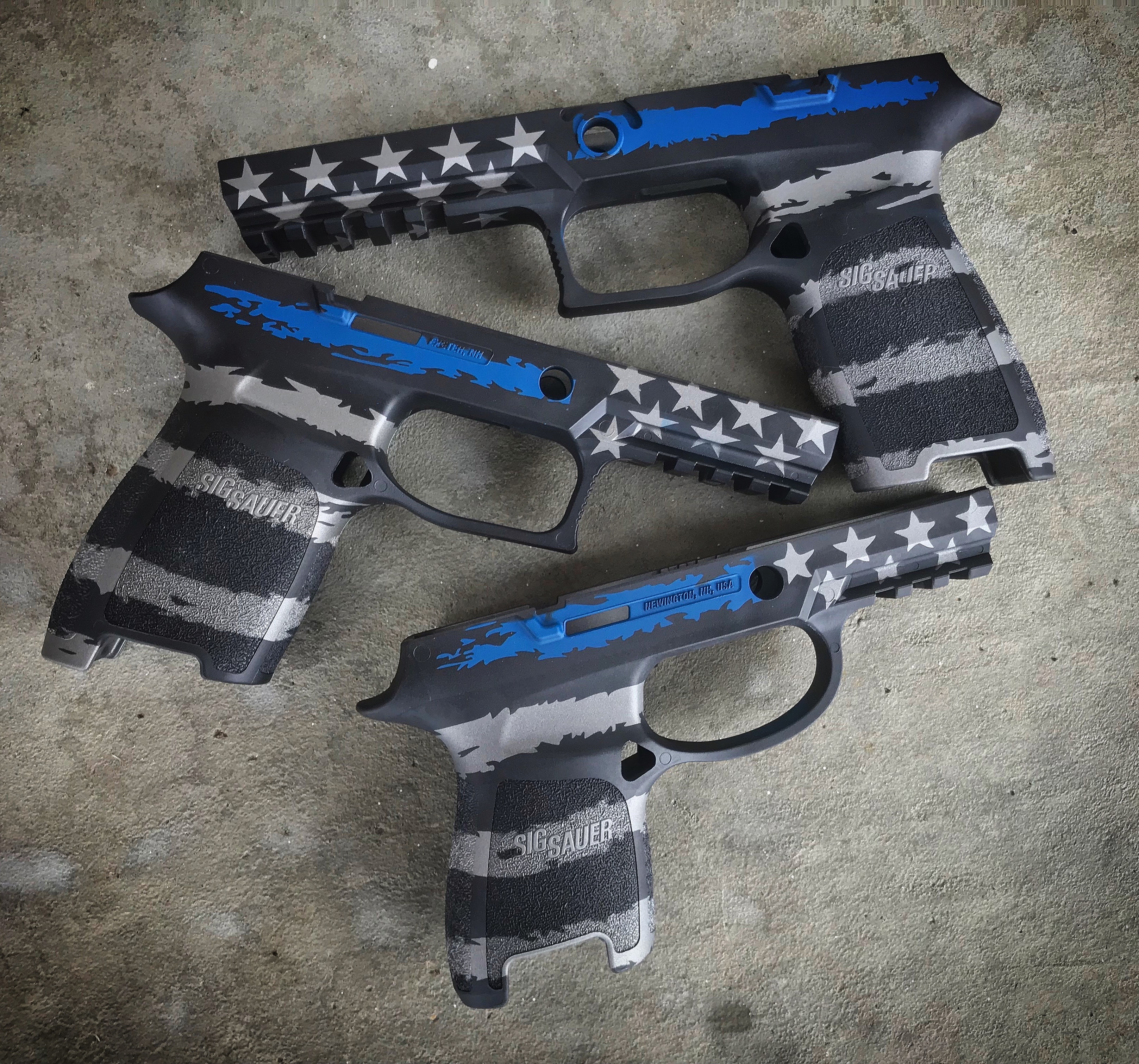 313 Tactical, LLC- Premier CeraKote Applicator, Firearms +